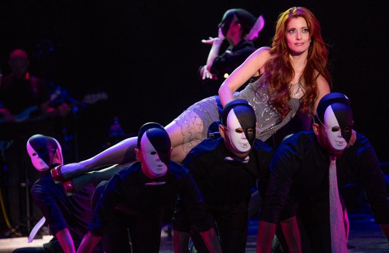 BWW Previews: RIBBON OF LIFE - THE SHOW MUST GO ON at The Foundry At SLS Las Vegas