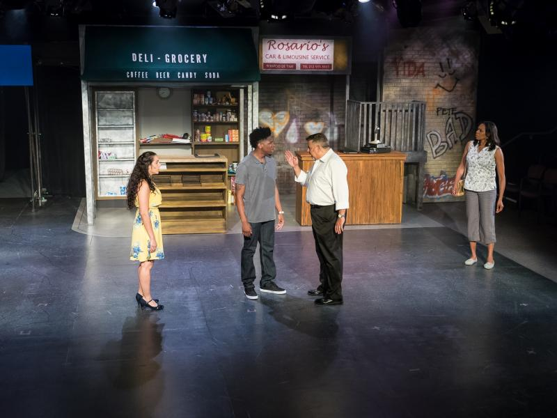 BWW Review: IN THE HEIGHTS at Playhouse On Park