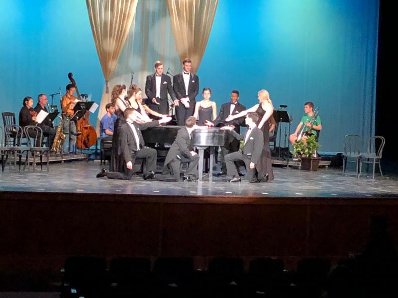 BWW Review: Celebrating Irving Berlin: MSMT Launches Concert Series with I LOVE A PIANO