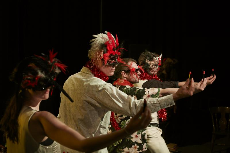 BWW Review: FLYING LOVERS Tops 2018 Theatre Offerings at Spoleto Festival USA