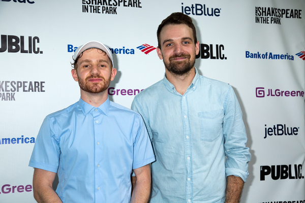 Chris Perfetti, Micah Stock