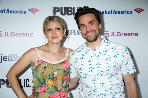 Annaleigh Ashford, Joe Tapper