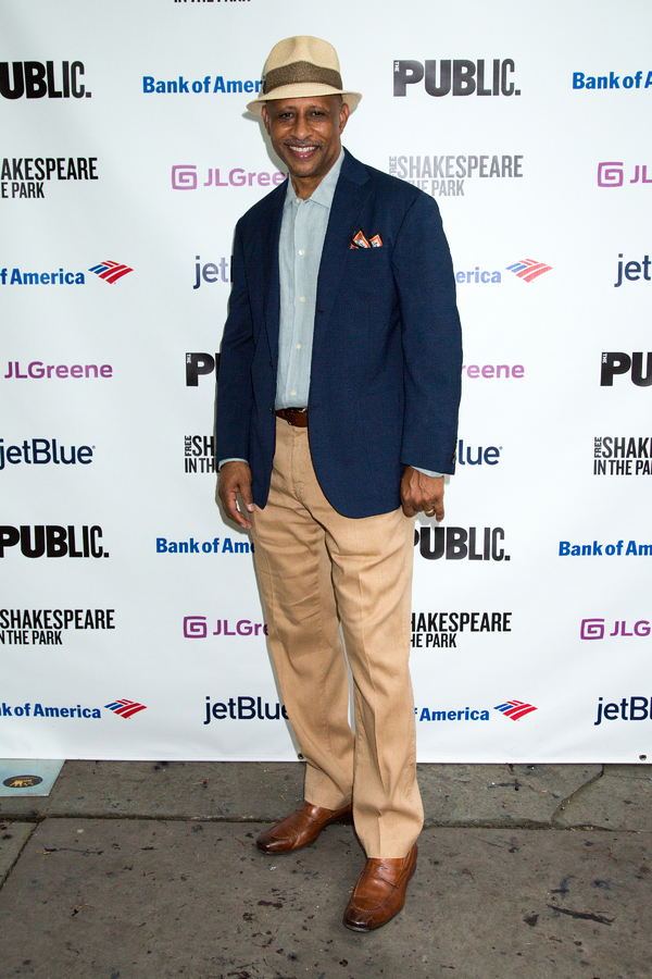 Photo Coverage: On the Opening Night Red Carpet for Public Theater's OTHELLO at Shakespeare in the Park!