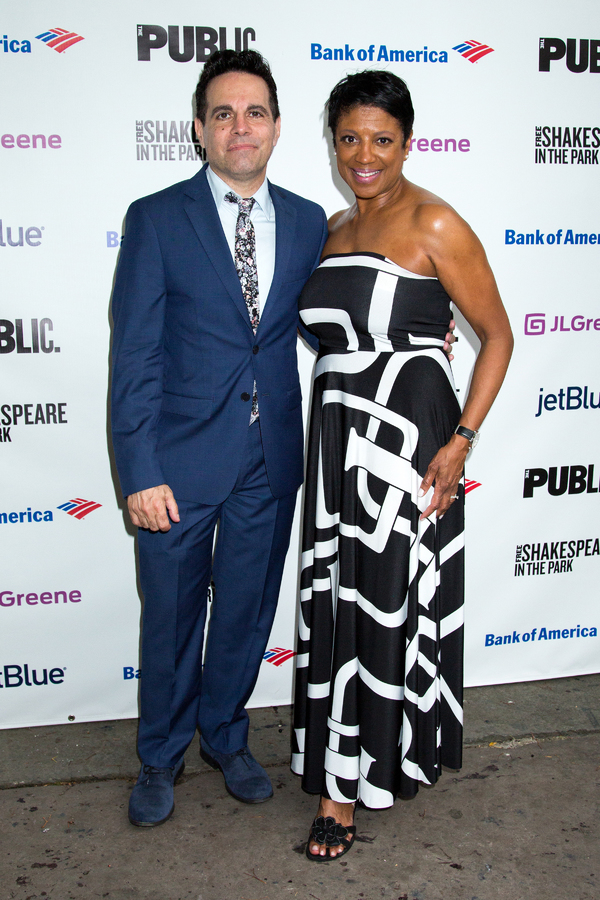Mario Cantone, Marva Hicks