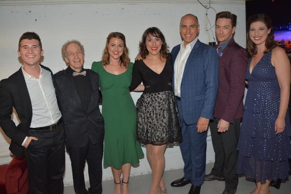 Matt Weinstein, Scott Siegel, Rebecca Faulkenberry, Farah Alvin, William Michals, Brian Charles Rooney and Marina Jurica