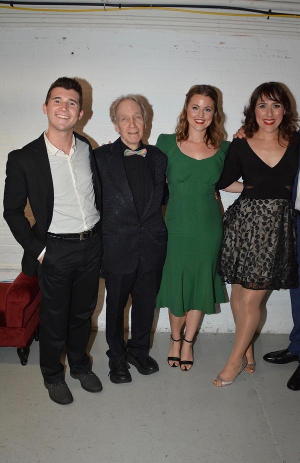 Matt Weinstein, Scott Siegel, Rebecca Faulkenberry and Farah Alvin Photo