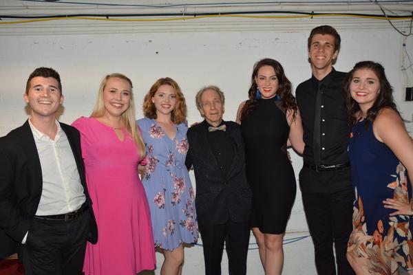 Scott Sigel and The BBTY Chorus that includes-Emma Camp, Lauren Kolas, Philippa Lynas Photo
