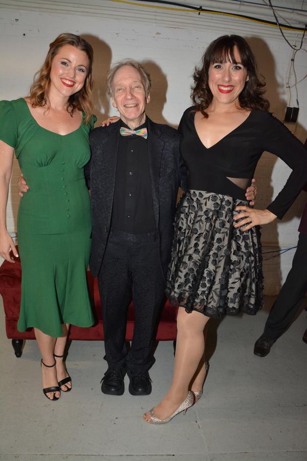 Rebecca Faulkenberry, Scott Siegel and Farah Alvin