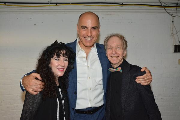 Barbara Siegel, William Michals and Scott Siegel