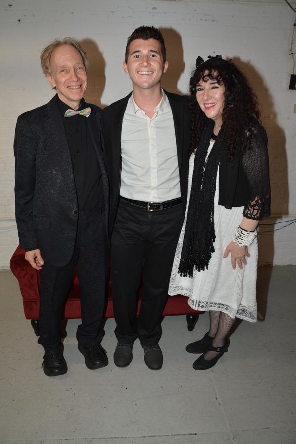 Scott Siegel, Matt Weinstein and Barbara Siegel