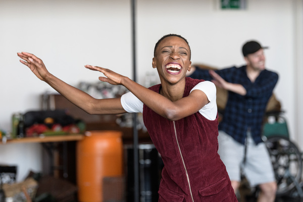 Photos: Inside Rehearsals For AS YOU LIKE IT at Regent's Park Open Air Theatre