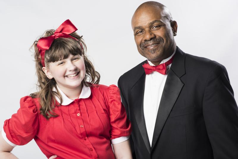 BWW Review: Noah Rice-led ANNIE Brings Spirit to The Keeton's Summer Show