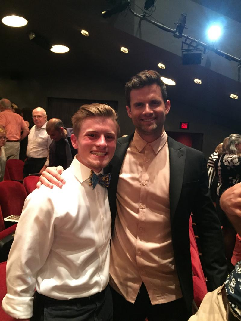 JIMMYS BLOG: Meet a Nominee from The Orpheum HSMTAs, Riley Thad Young!