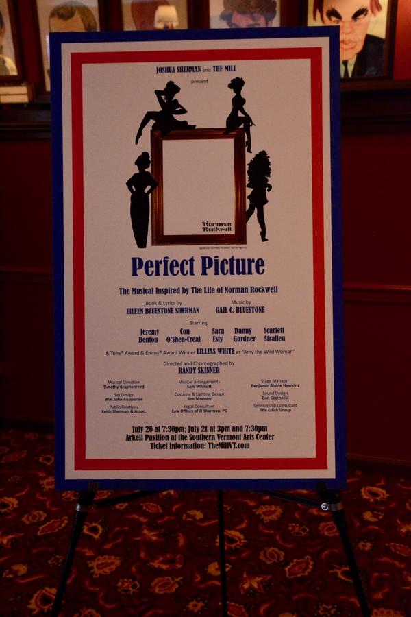 Photo Coverage: Lillias White, Danny Gardner & More Preview PERFECT PICTURE