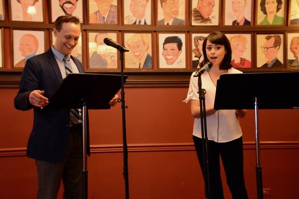 Danny Gardner and Sara Esty