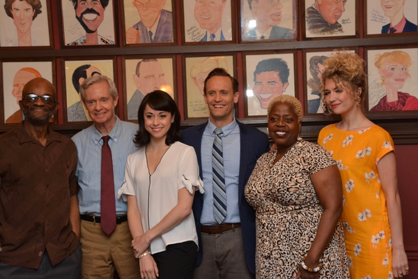 Timothy Graphenreed, Randy Skinner, Sara Etsy, Danny Gardner, Lillias White and Scarlett Strallen