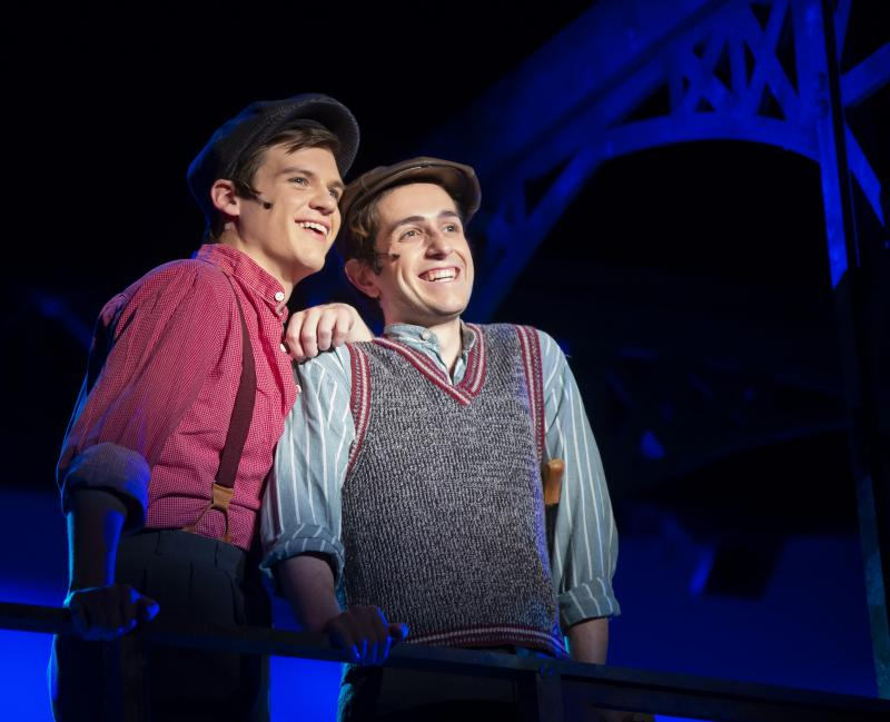 BWW Review: NEWSIES at Peach State Summer Theatre!