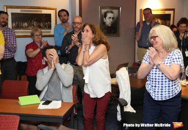 Rebecca Kim Jordan surprised with an ACCA Award Photo