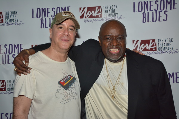 Photo Coverage: LONESOME BLUES Celebrates Opening Night at The York Theatre Company