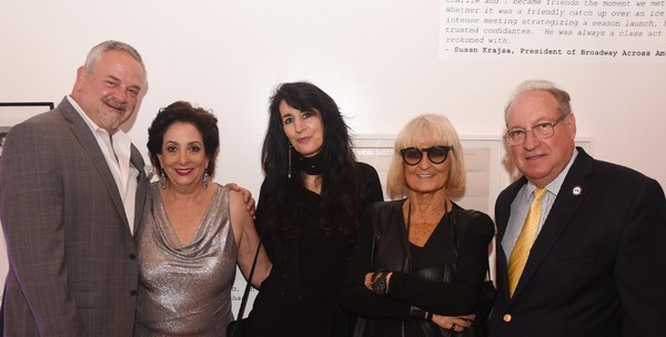 Photo Flash: Museum Exhibit Honoring Publicist Charlie Cinnamon Opens at the Jewish Museum of Florida-FIU