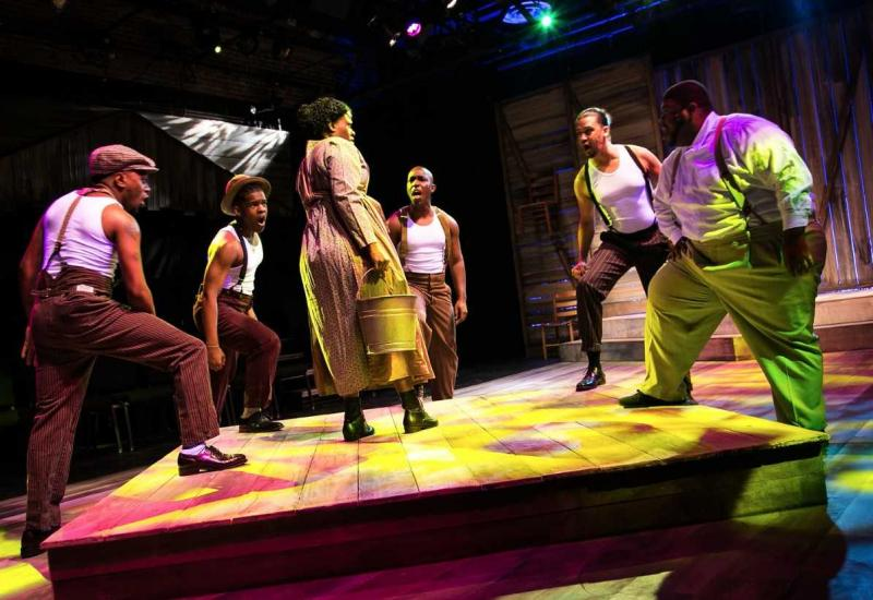 BWW Review: THE COLOR PURPLE at Actor's Express