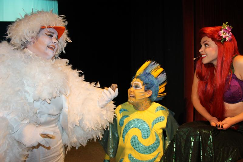 BWW Review: Murfreesboro's Best Ever? THE LITTLE MERMAID Stakes A Claim for the Title