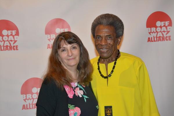 Carol Rosegg and Andre De Shields Photo