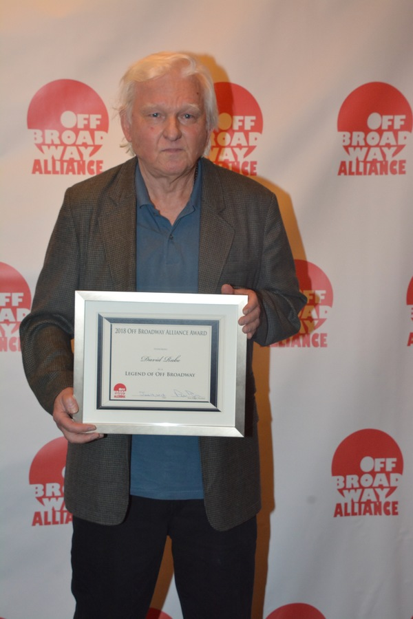 Photo Coverage: Go Inside the 8th Annual Off Broadway Alliance Awards!