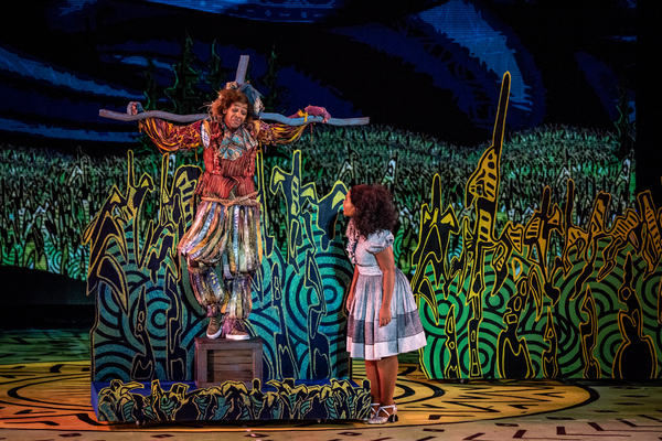 Photo Flash: On the Yellow Brick Road with The Muny's THE WIZ