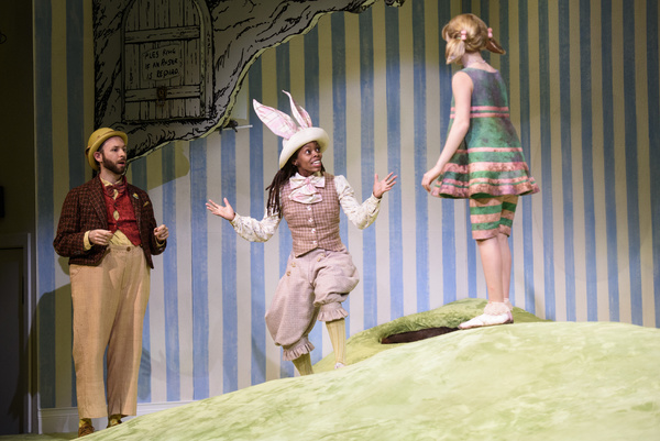 Photo Flash: Alliance Theatre's WINNIE-THE-POOH Extends Due to Popular Demand