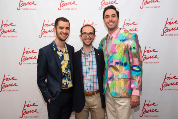 Costume Designers Reid Bartelme And Harriet Jung Honored At Live Source Theatre Group's  Annual Spring Gala