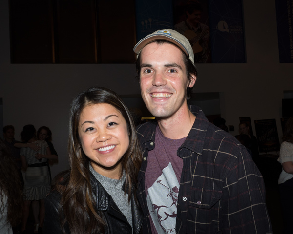 Charlotte Mary Wen and Tyler Miclean
