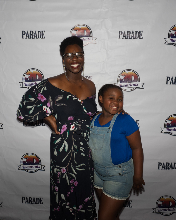 Gabrielle Jackson and Kayla Joy Smith Photo