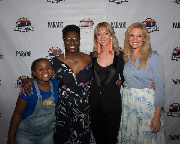 Kayla Joy Smith, Gabrielle Jackson, Julia Aks, and Abby Carlson