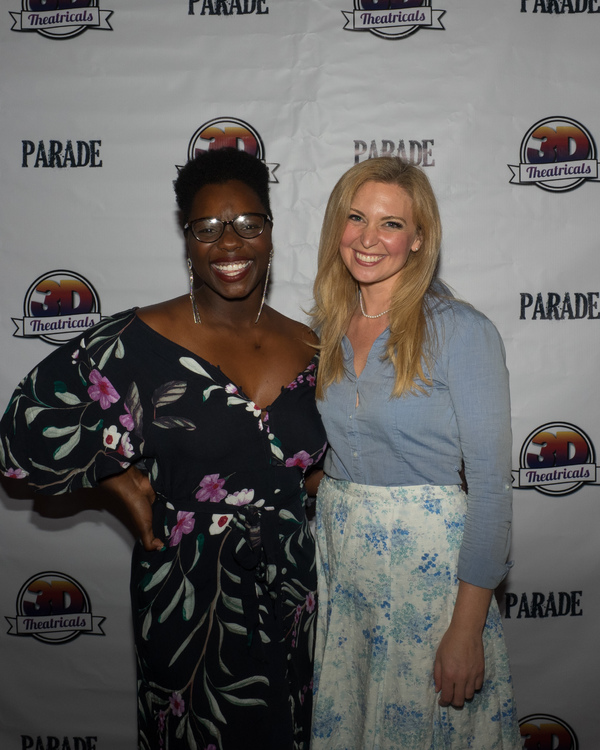 Gabrielle Jackson and Abby Carlson Photo