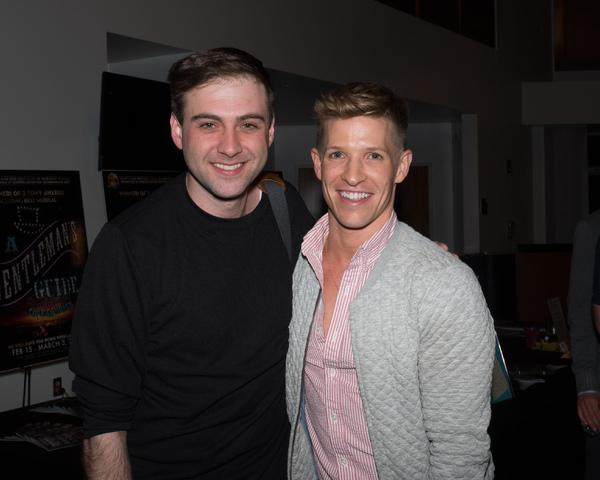 Ryan Ruge and Jake DuPree Photo
