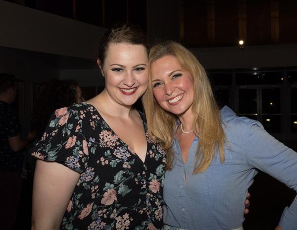 Chelle Denton and Abby Carlson Photo