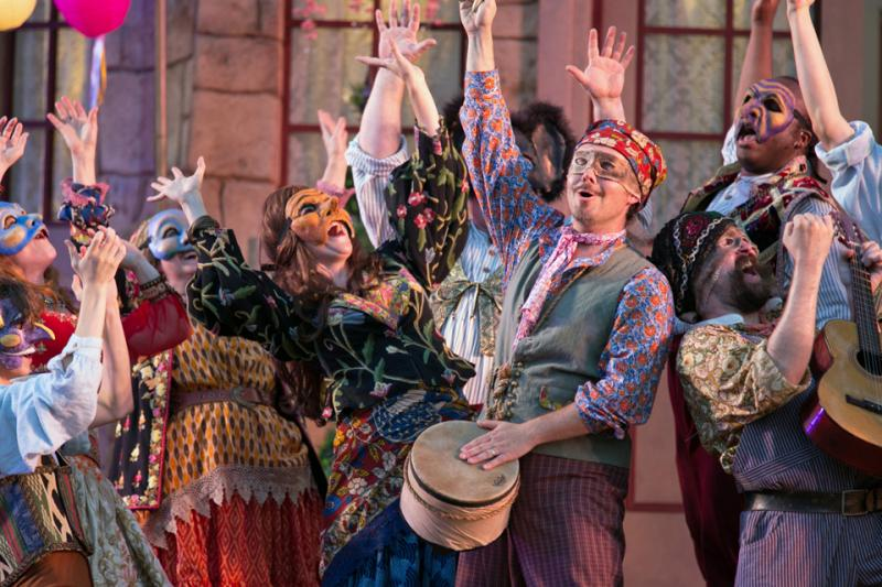 BWW Review: MUCH ADO ABOUT NOTHING at Heart Of America Shakespeare Festival