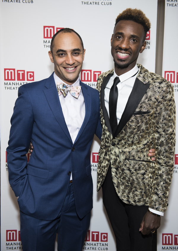 Photo Flash: On the Red Carpet at Opening Night of MTC's SUGAR IN OUR WOUNDS