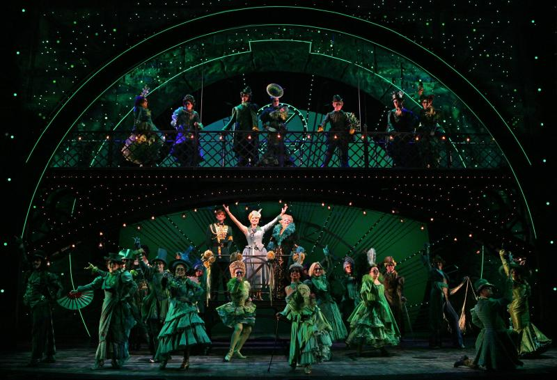 BWW Poll Results: Thank Goodness! Readers Want James Corden's Crosswalk Series to Take on WICKED!