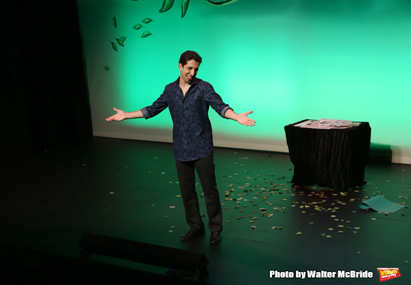 Photo Coverage: VITALY: AN EVENING OF WONDERS Celebrates Opening Night!