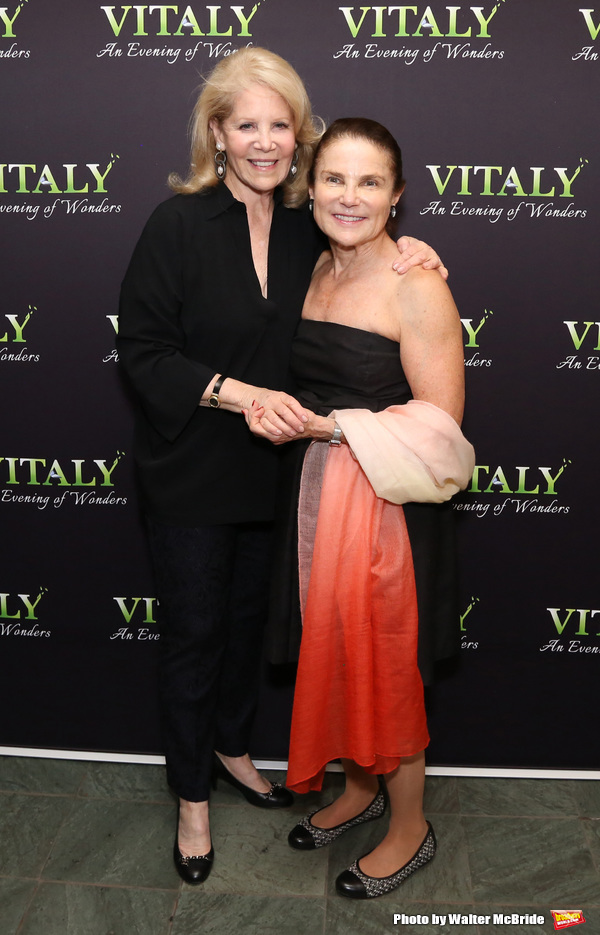 Photo Coverage: On the Opening Night Red Carpet for VITALY: AN EVENING OF WONDERS