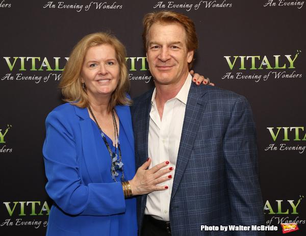 Jordan Baker and Kevin Kilner Photo