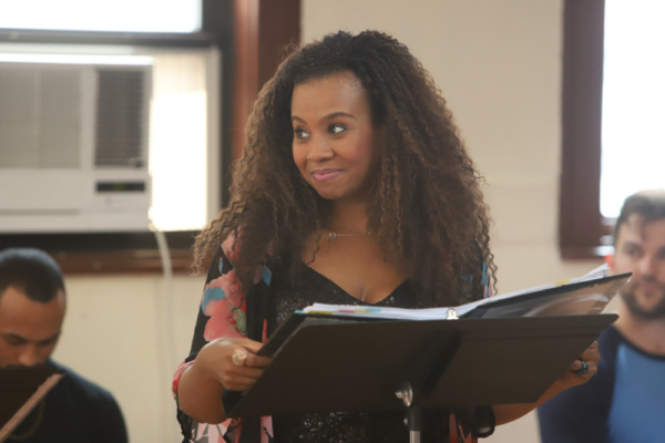 Photo Flash: Go Inside The Industry Reading Of SHOOTING STAR: A Revealing New Musical