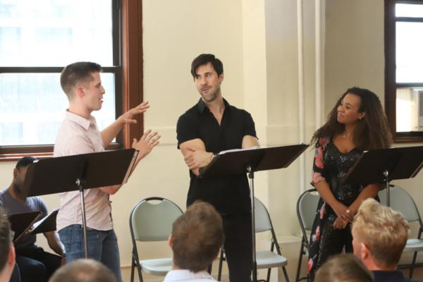 Blake Zolfo, Christopher Johnstone, and Ashanti J'Aria