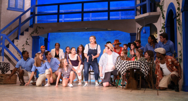 Photo Flash: MAMMA MIA! Dances the Night Away at The Croswell Opera House