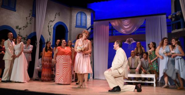 Photo Flash: MAMMA MIA! Dances the Night Away at The Croswell Opera House