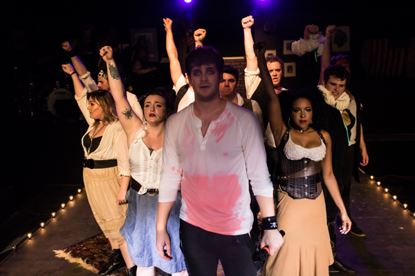 Photo Coverage: First look at Warehouse Theatre Columbus' BLOODY BLOODY ANDREW JACKSON