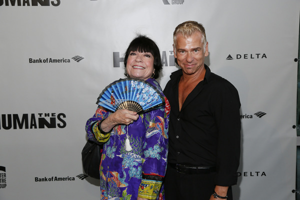 Jo Anne Worley and Todd Sherry
