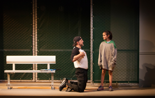 Photos: Mamie Gummer and Joe Tippett Star in OUR VERY OWN CARLIN MCCULLOUGH at Geffen Playhouse